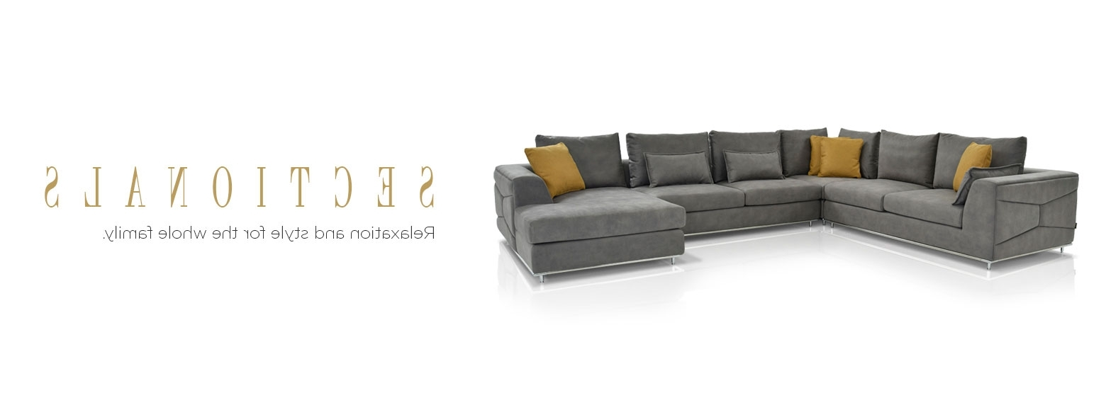 Preferred El Dorado Sectional Sofas With Regard To Living Rooms – Sectional Sofas (View 17 of 20)