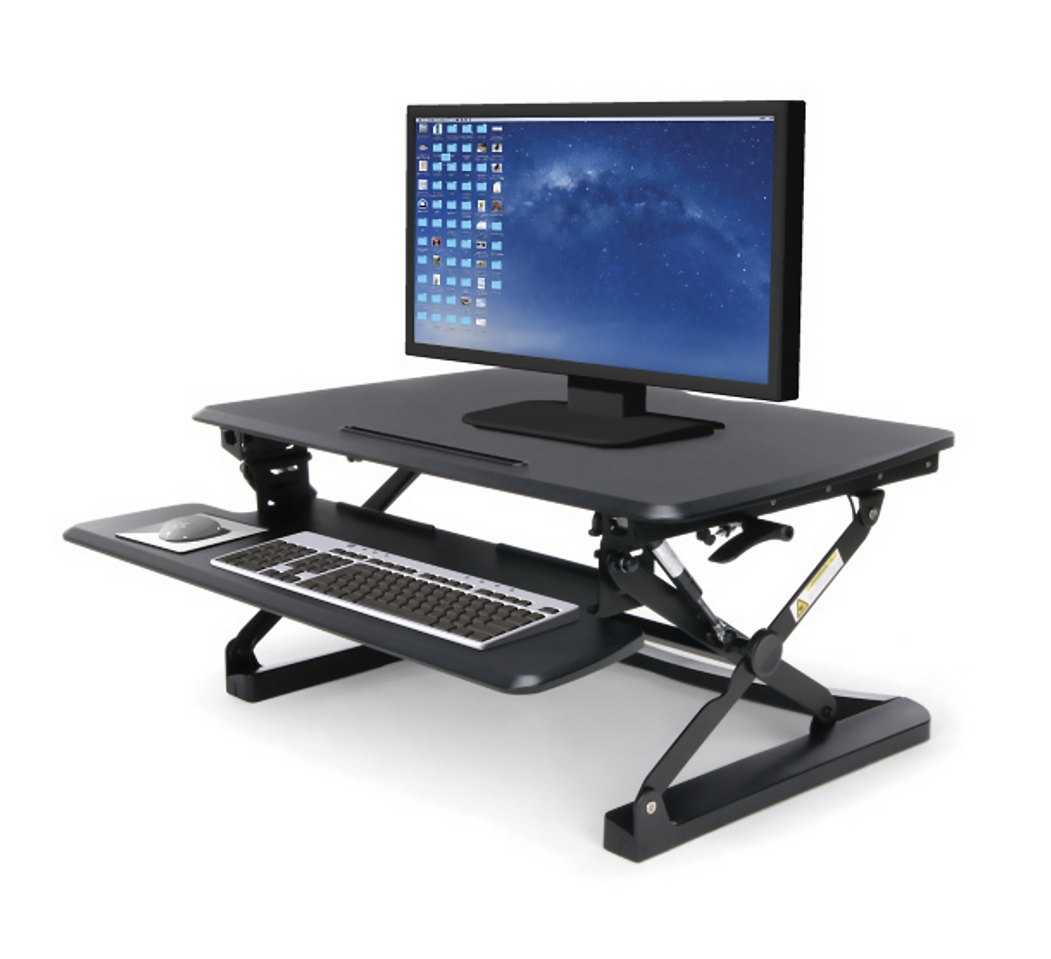 Preferred Endearing Stand Up Computer Desks For Home Office Schools With Regard To Amazon Computer Desks (View 17 of 20)