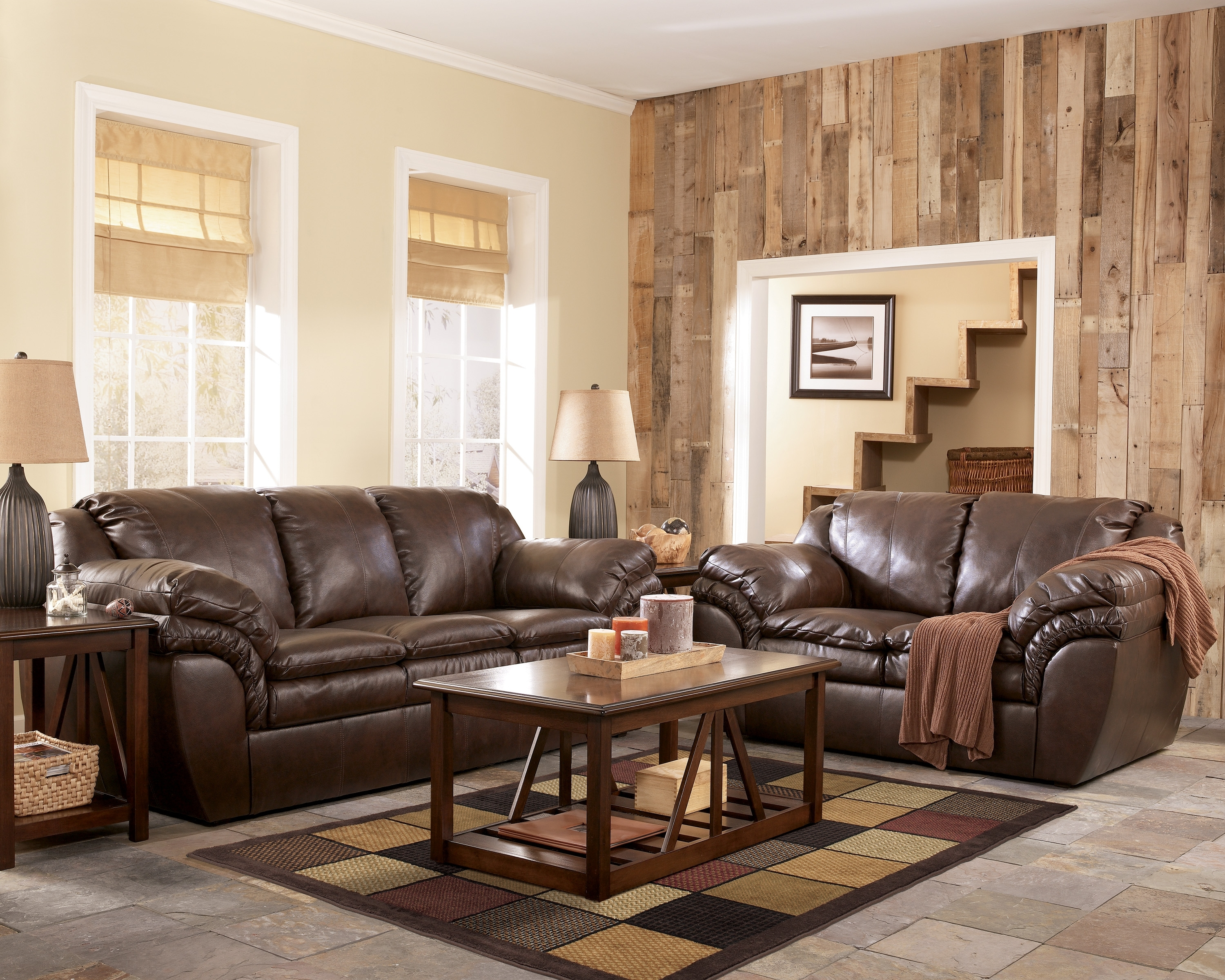 Preferred Furniture: Contemporary Ashley Furniture Sectional Sofas Design With Regard To Vaughan Sectional Sofas (View 11 of 20)