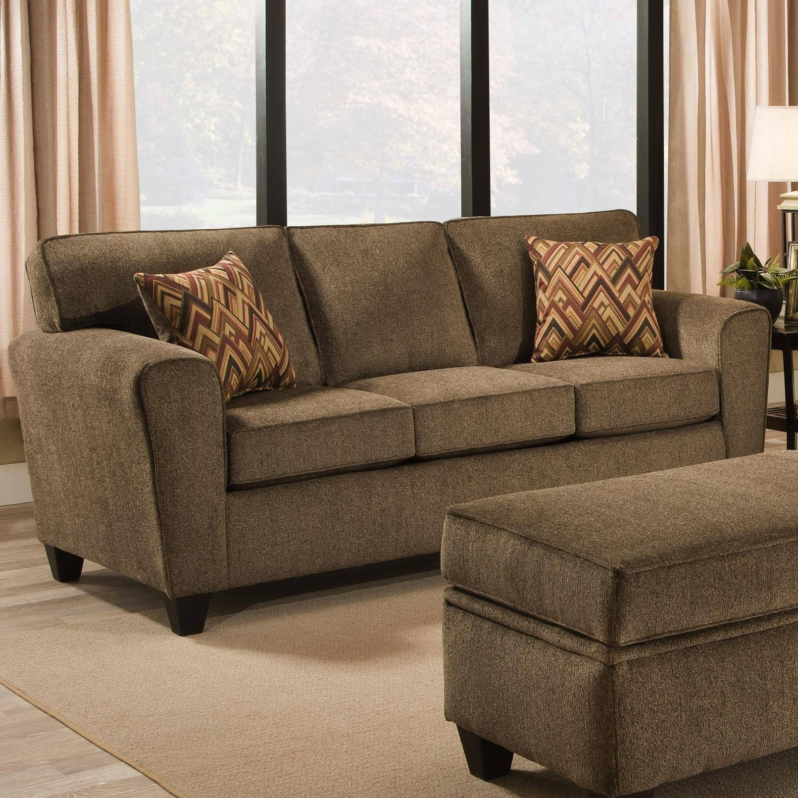 Preferred Furniture : Ethan Allen Down Filled Sofa Beautiful Sectional Sofas Regarding Down Filled Sofas (View 6 of 20)