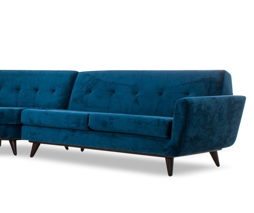 Preferred Hughes Round Corner Sectional (View 11 of 20)