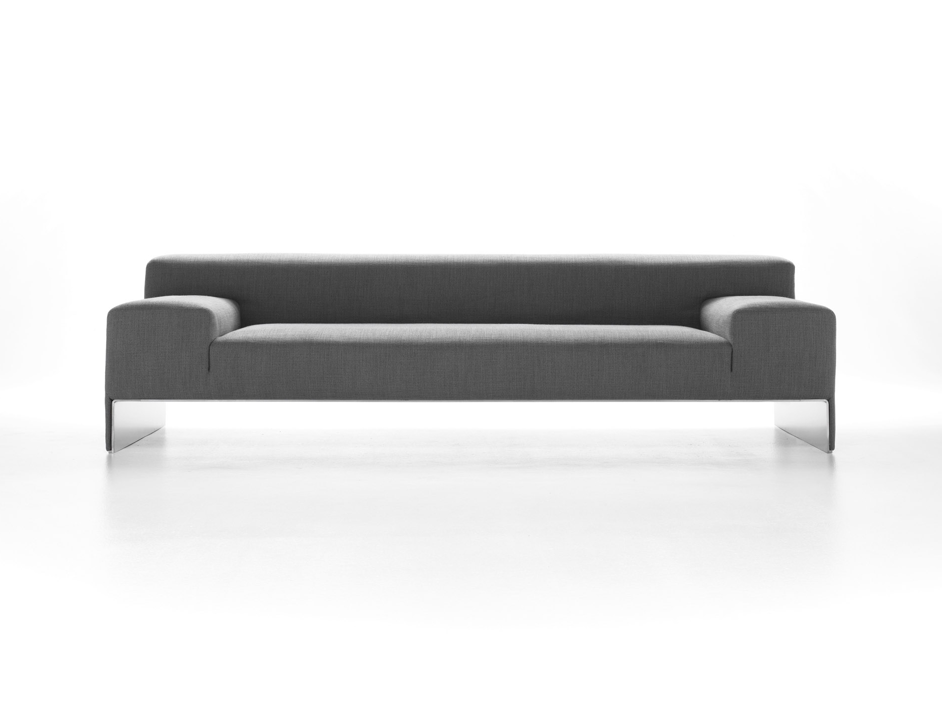 Preferred Long Modern Sofas With Regard To This Peculiar Identity Is Giventhe Thin Arch Shaped Frame From (View 2 of 20)