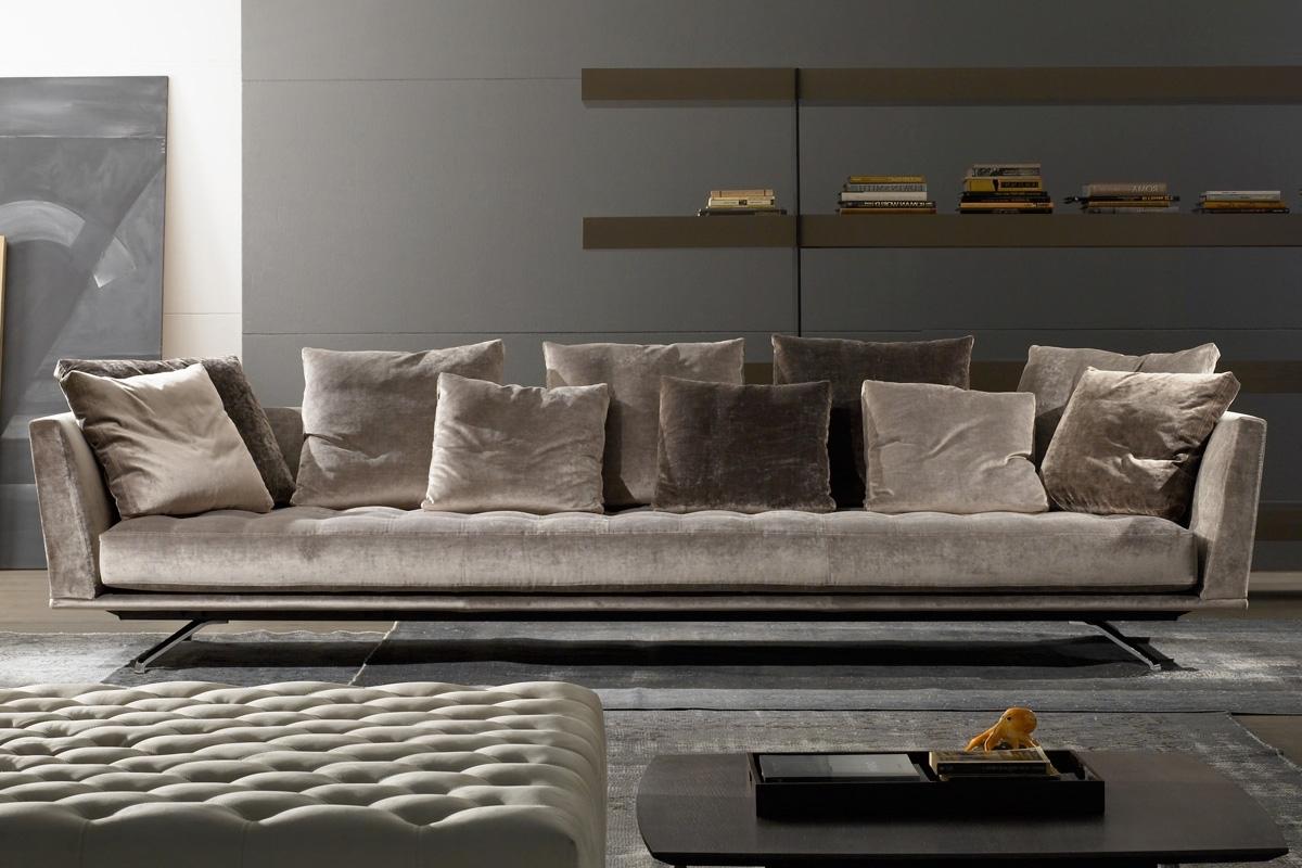 Preferred Miami Modern & Contemporary Furniture – Arravanti In Contemporary Fabric Sofas (View 15 of 20)