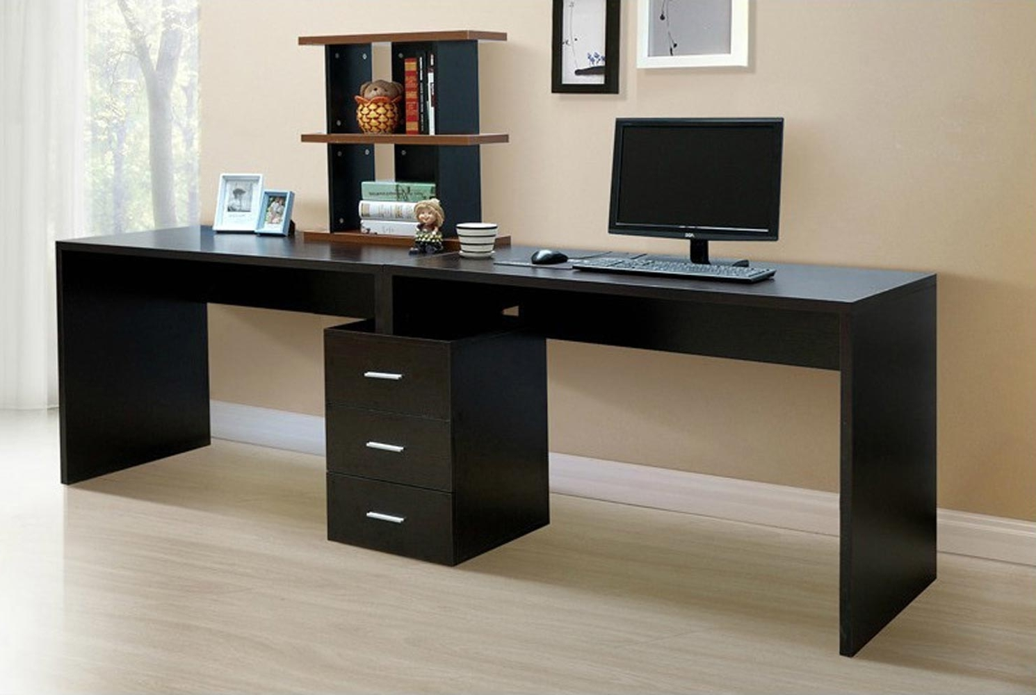 Preferred Modern Computer Desks Intended For Modern Computer Desk Plan – Thediapercake Home Trend (View 17 of 20)