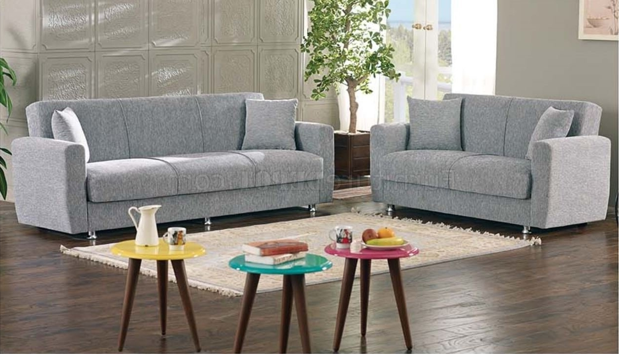 Preferred Niagara Sectional Sofas Pertaining To Niagara Sofa Bed Convertible In Grey Fabric W/optionsempire (View 8 of 20)