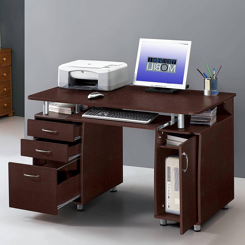 Preferred Office Desk : 2 Person Workstation Desks And Workstations Large Inside Large Computer Desks (View 7 of 20)