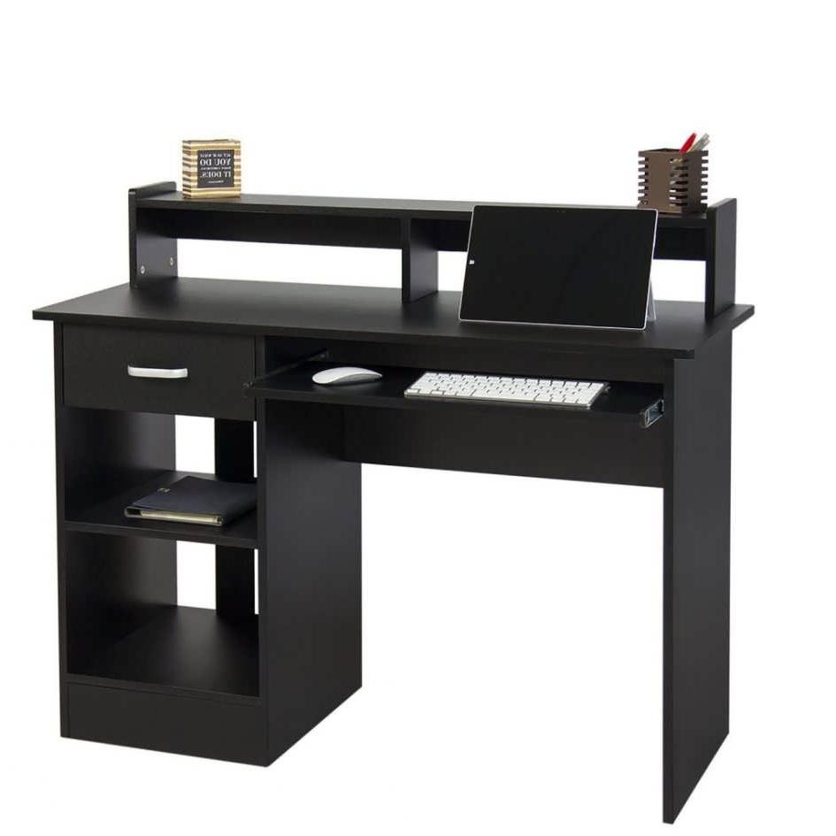 Preferred Office Desk : Small Corner Computer Desk Home Computer Desks Study For Computer Desks Ergonomic For Home (View 10 of 20)