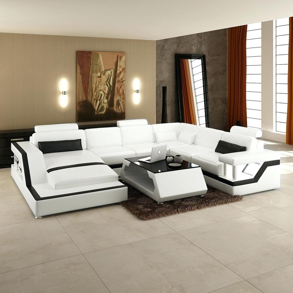 Preferred Oshawa Sectional Sofas Within Furniture: Microsuede Sectional Awesome Modern Sectional Sofa Grey (View 18 of 20)