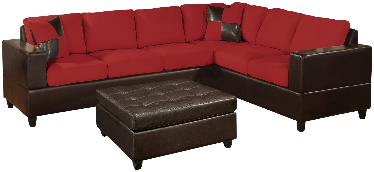 Preferred Red Sleeper Sofas Inside Red Sleeper Sofas – Tourdecarroll (View 6 of 20)
