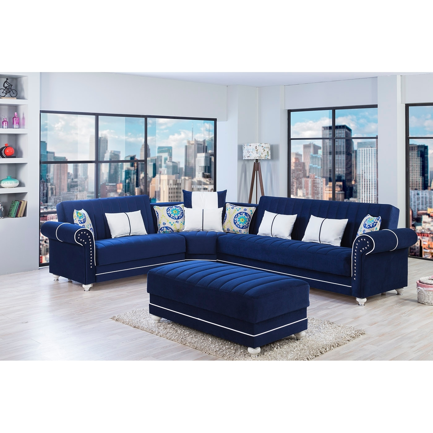 Preferred Royal Furniture Sectional Sofas Throughout Furniture :: Functional Sectionals :: Royal Home Sectional Riva (View 7 of 20)