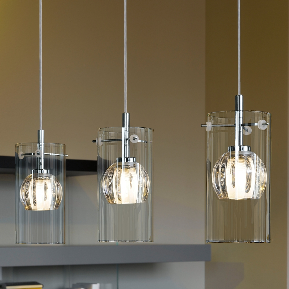 Preferred Simple Glass Pendant Lights : The Beauty Glass Pendant Lights With Regard To Small Glass Chandeliers (View 9 of 20)