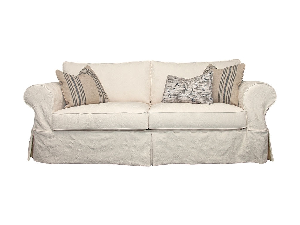 Preferred Slipcovers Sofas In Sofa : Three Seat Couch Cover Quality Sofa Covers Slipcover Sofa (View 5 of 20)