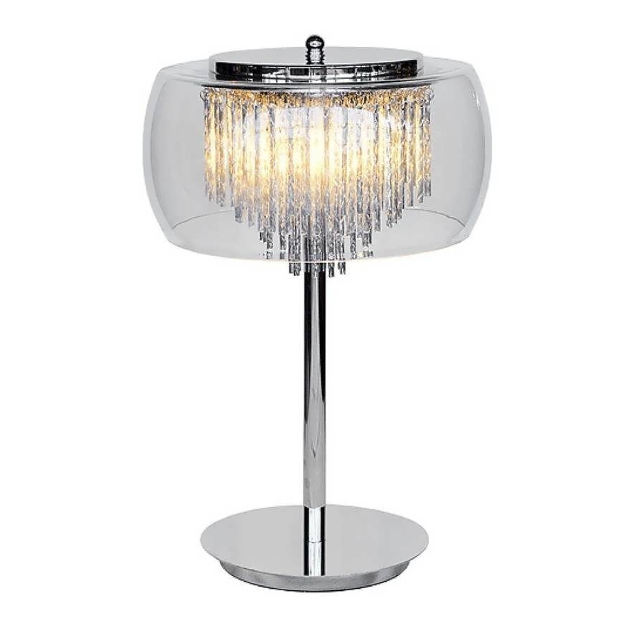 Preferred Small Chandelier Table Lamps Within Chandeliers Design : Wonderful Crystal Chandelier Table Lamp Crystal (View 16 of 20)