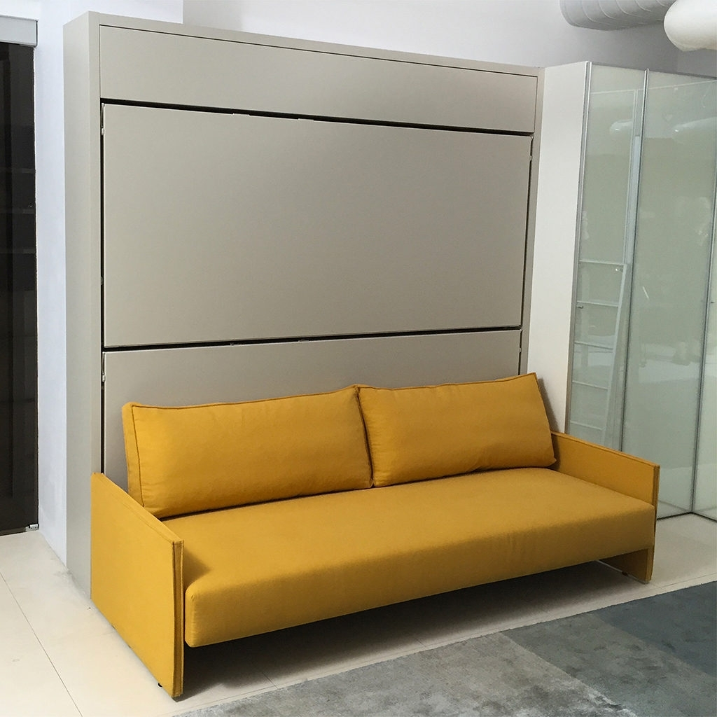 """Preferred Sofa Bunk Beds Within The Kali Duo Sofa Takes The Cake On The Phrase """"double Duty"""" (View 8 of 20)"""