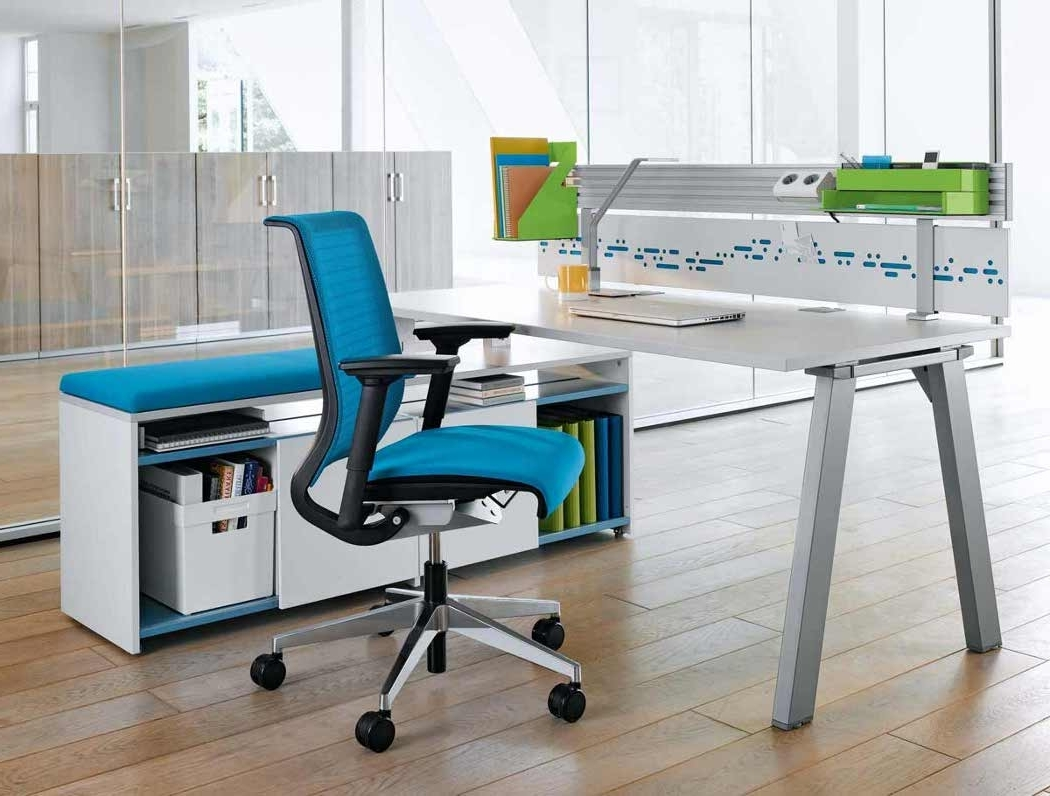 Preferred Style Computer Desk And Chair Set — Desk Design : Choosing A Throughout Computer Desks Ergonomic For Home (View 18 of 20)