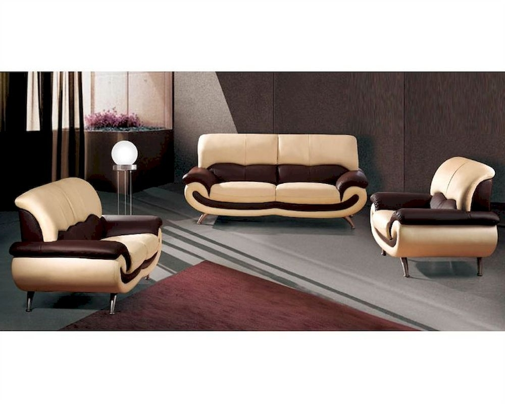 Preferred Two Tone Sofas Intended For European Furniture Modern Two Tone Sofa Set 33Ss (View 9 of 20)