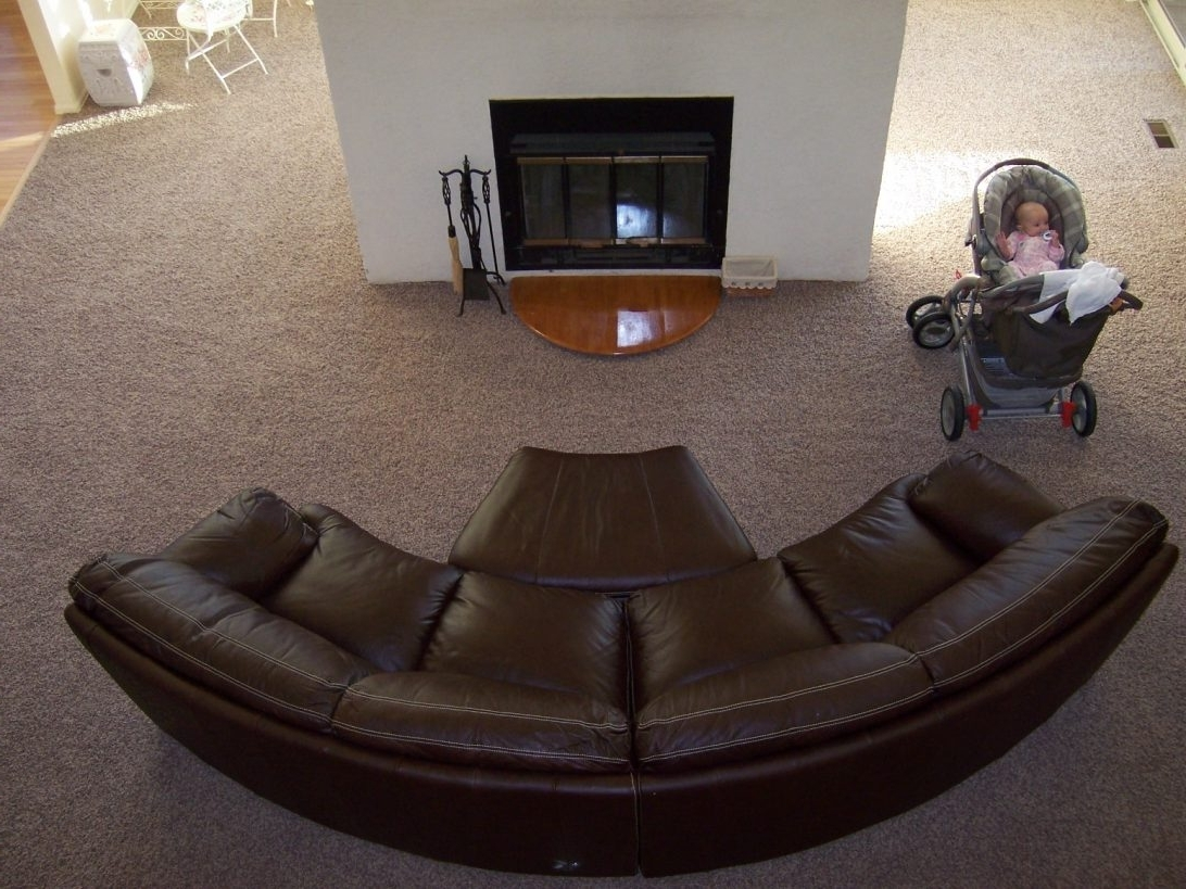 Preferred Unlimited Semi Circle Sofa Buy Sectional Plus Or The Company With Throughout Circle Sofas (View 6 of 20)