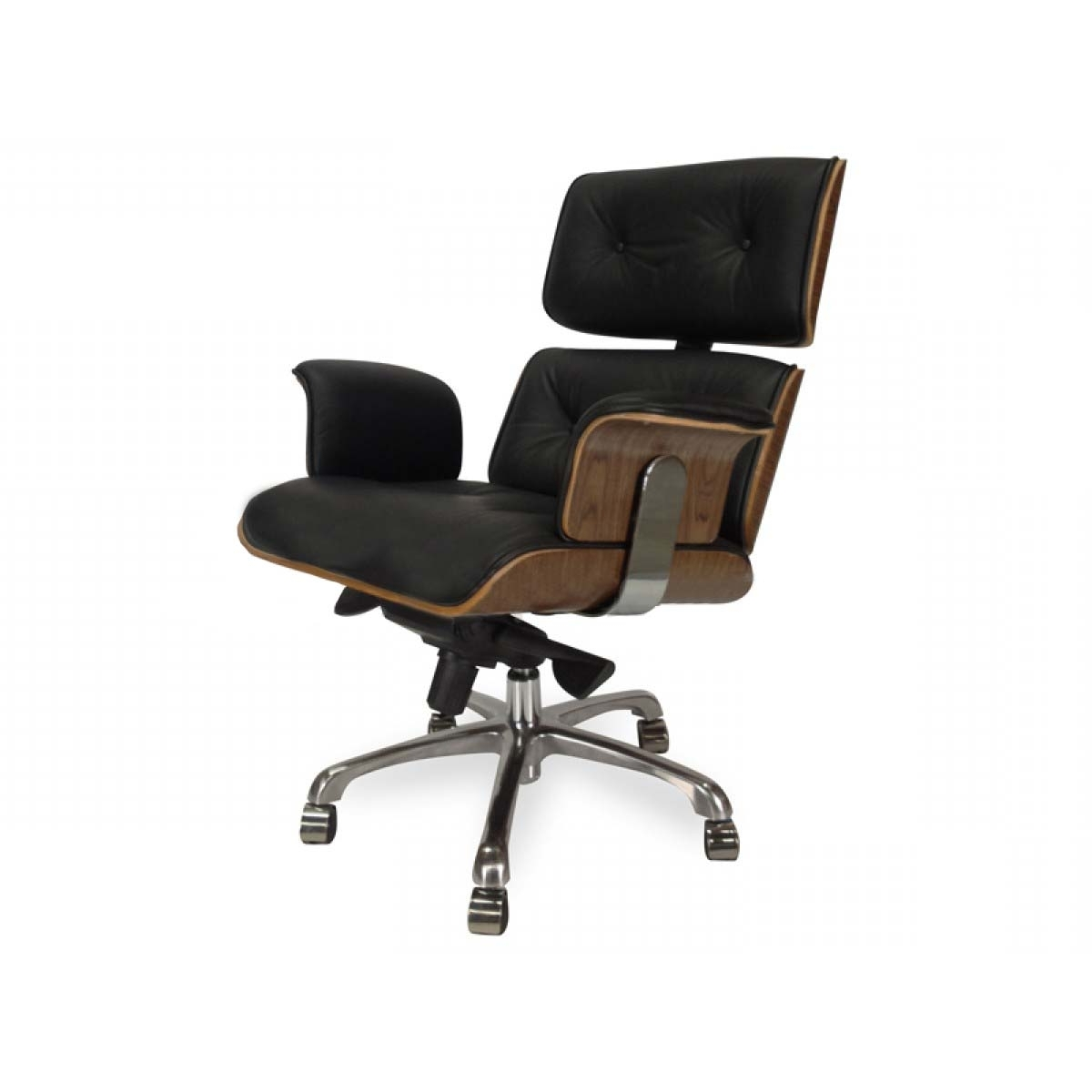 Premium Executive Office Chairs Within 2019 Awesome Eames Executive Desk Chair Pictures – Liltigertoo (View 7 of 20)