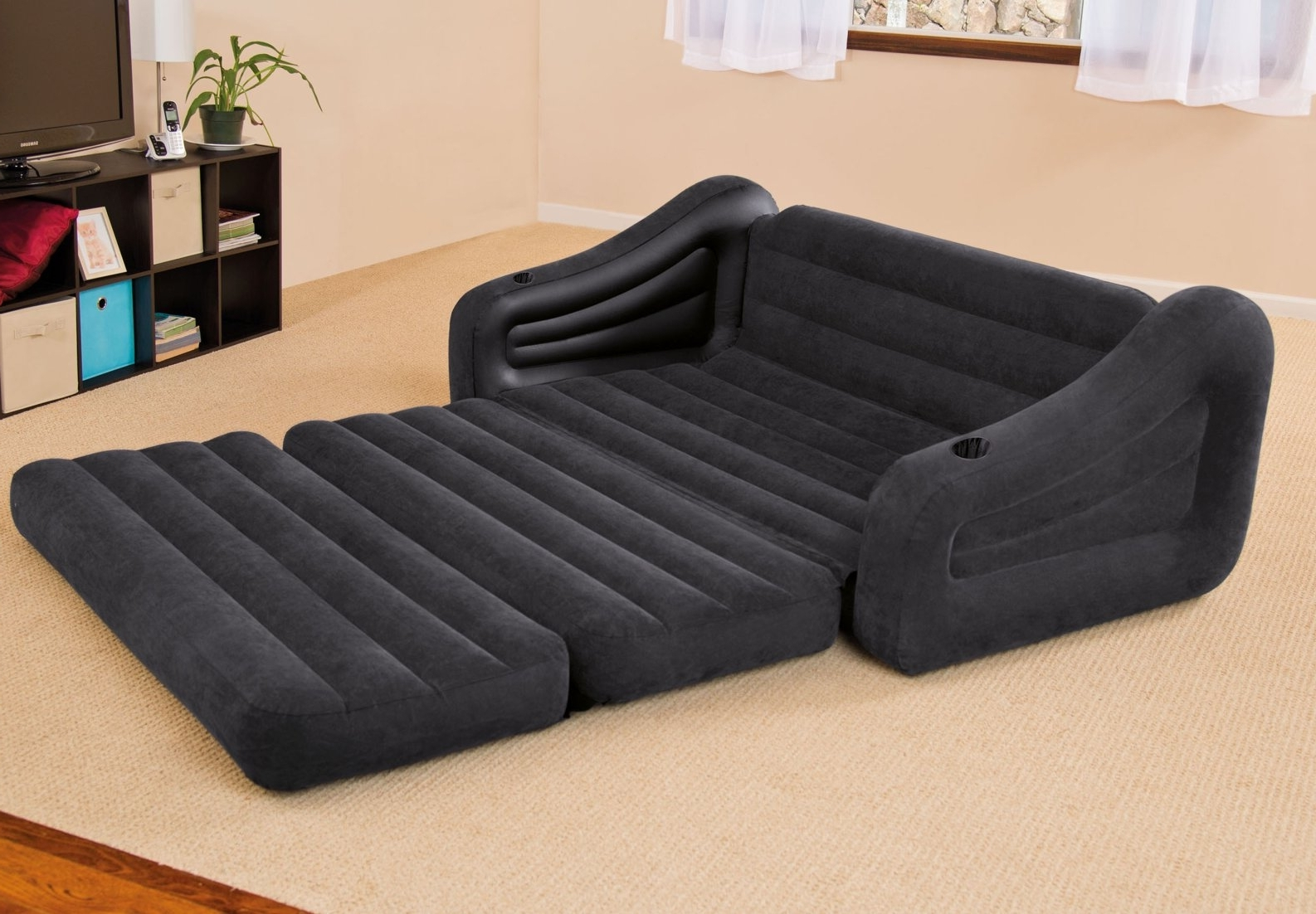 Pull Out Sofa – Intex For Widely Used Pull Out Sofa Chairs (View 15 of 20)