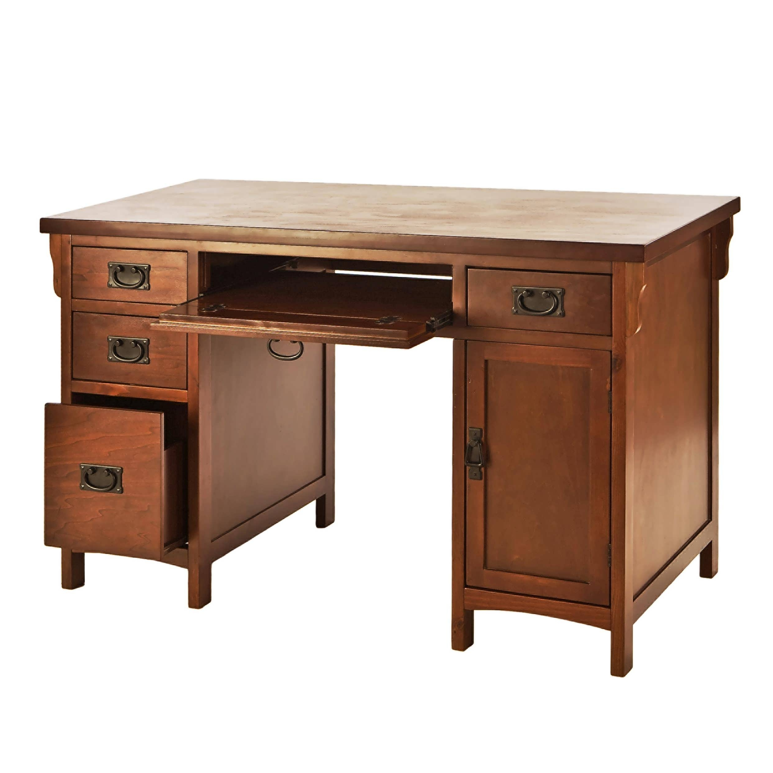 Quality Computer Desks Within Well Known Office Desk Bassett Furniture