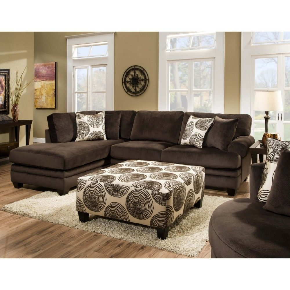 Rayna Sectionalchelsea Home Furniture In Groovy Chocolate/big Inside Most Recent Portland Or Sectional Sofas (View 13 of 20)