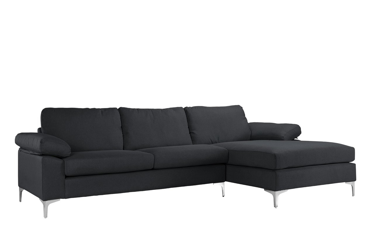 Recent Best Chic Houzz Modern Sectional Sofas #25326 Regarding Houzz Sectional Sofas (View 11 of 20)