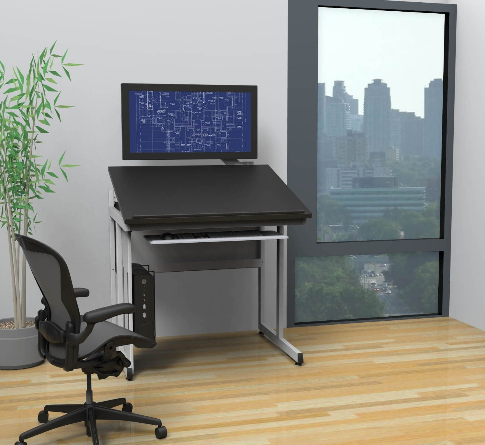 Recent Cad Drafting Table An Ideal Solution For Learning Environments Within Computer Drafting Desks (View 7 of 20)
