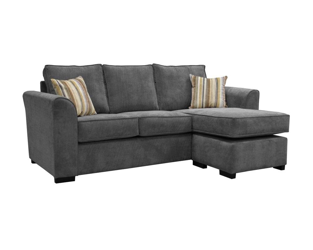 Recent Corner Sofa Chairs Within Sofa Factory Lara Reversible Corner Sofa & Reviews (View 15 of 20)