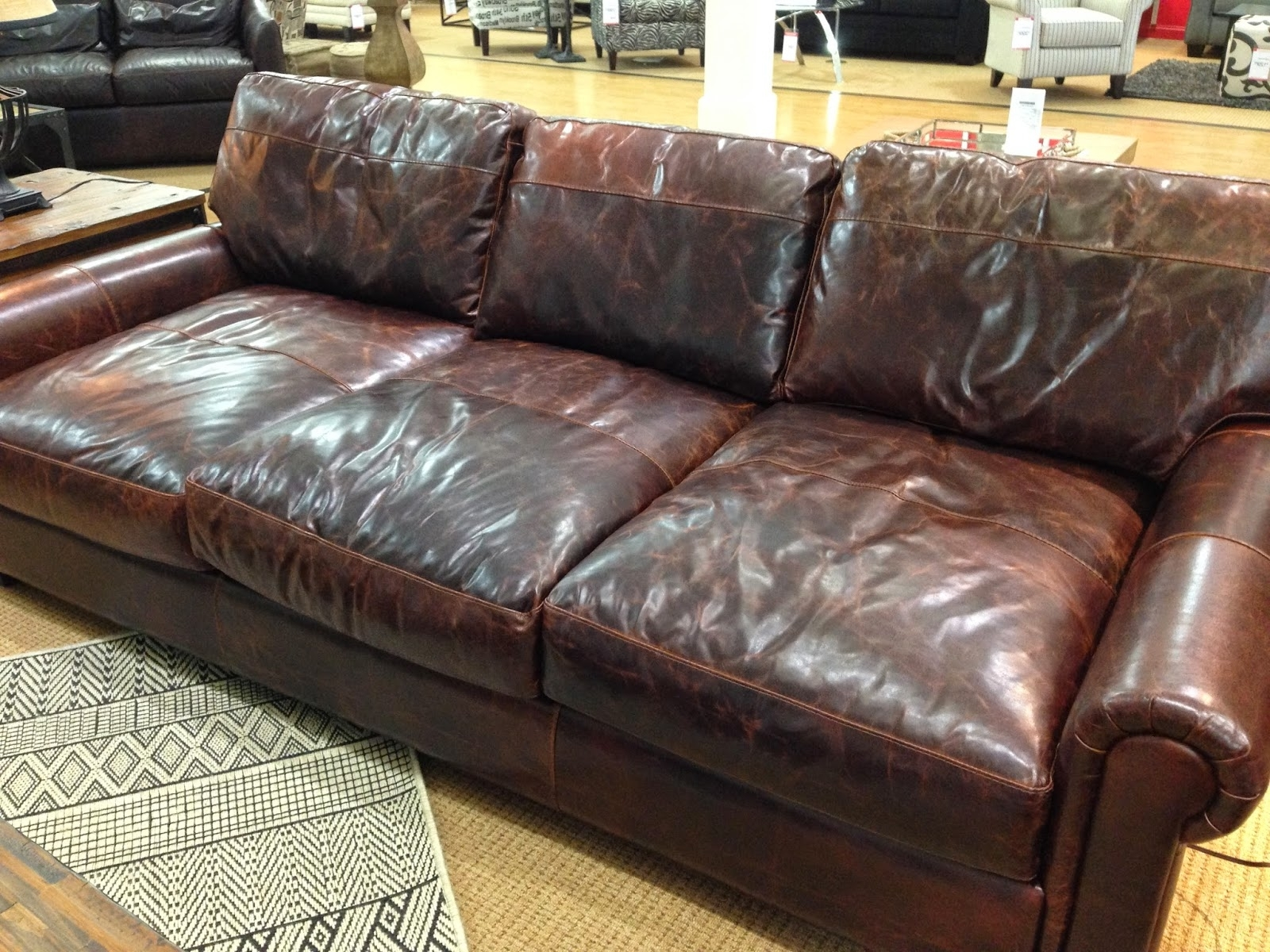 Recent Craigslist Leather Sofas Intended For Restoration Hardware Sofa For Sale Craigslist The Comfortable (View 9 of 20)