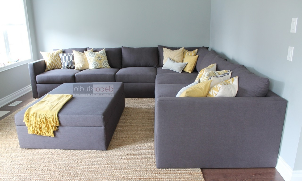 Featured Photo of Ontario Canada Sectional Sofas