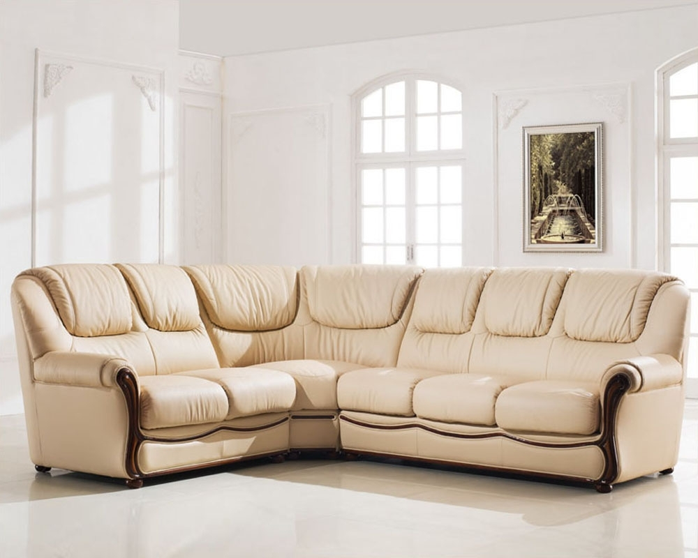 Recent Elegant Sectional Sofa Set With Sleeper Esf102 Pertaining To Elegant Sectional Sofas (View 8 of 20)