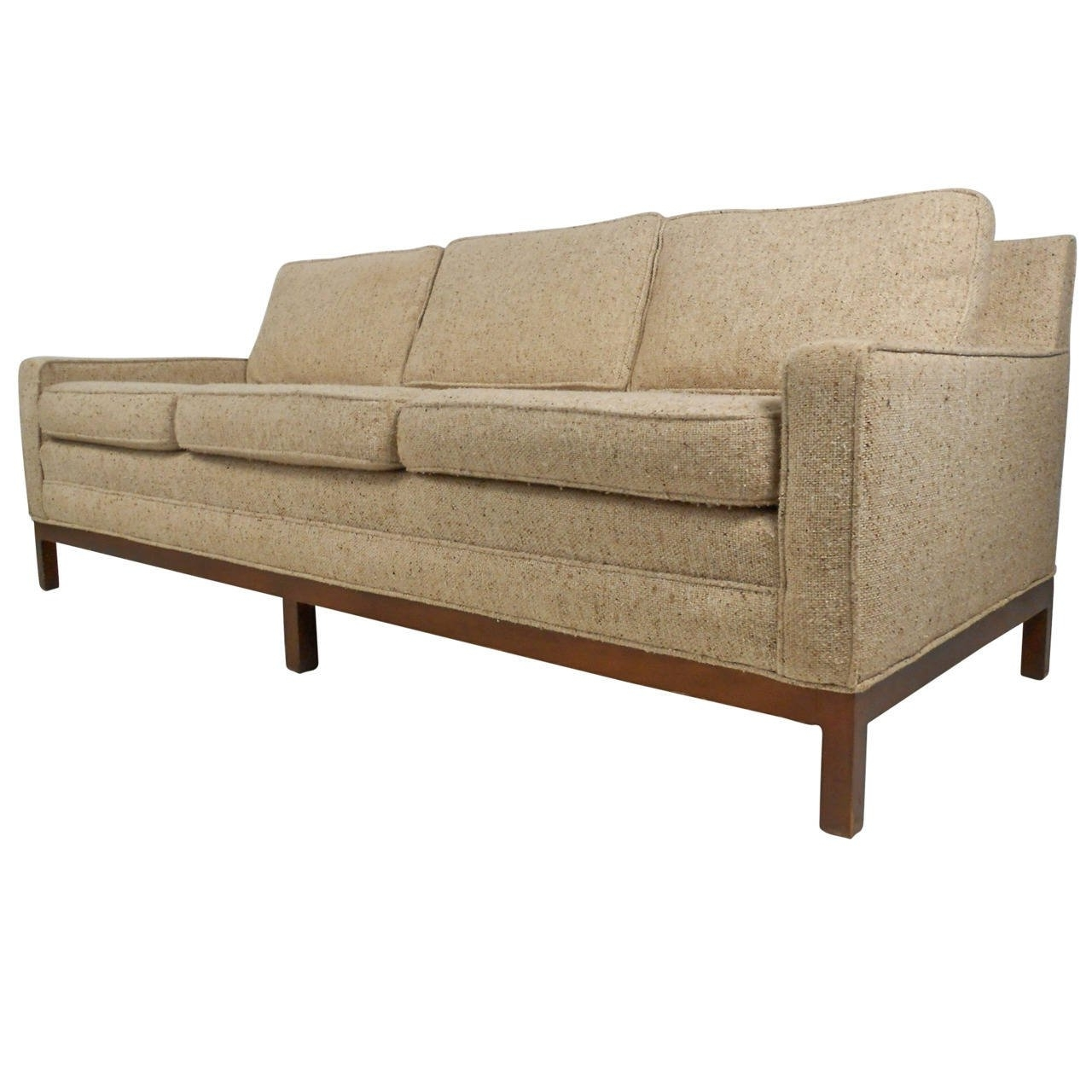 Recent Florence Sofas And Loveseats Intended For Vintage Modern Sofa After Florence Knoll For Sale At 1Stdibs (View 13 of 20)