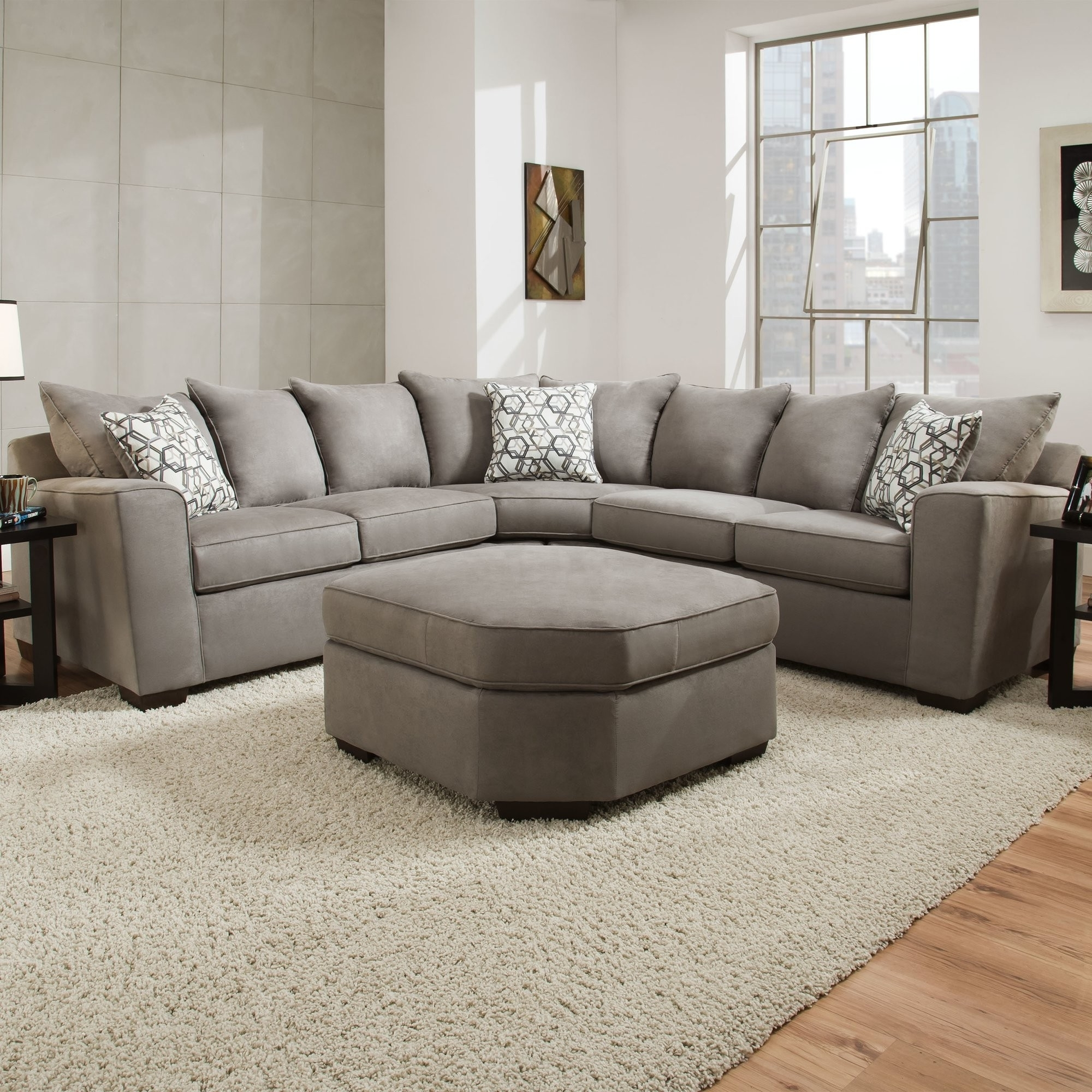 Genial Recent Fresh Simmons Sectional Sofa Joss And Main U2013 Buildsimplehome  Throughout Joss And Main Sectional Sofas