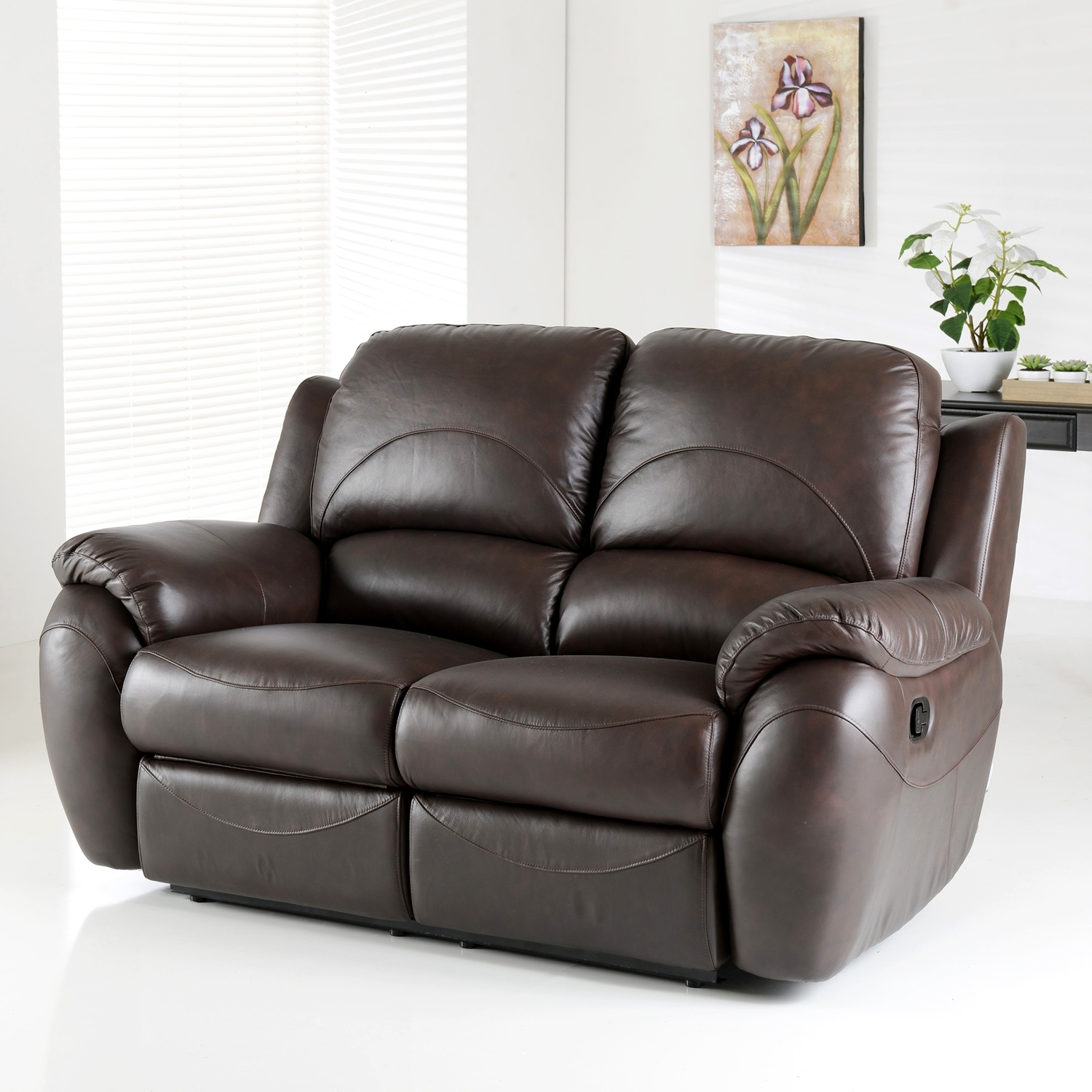 Recent Furniture : Natuzzi Leather Reclining Sectional Big Softie Chair Within 2 Seat Sectional Sofas (View 15 of 20)