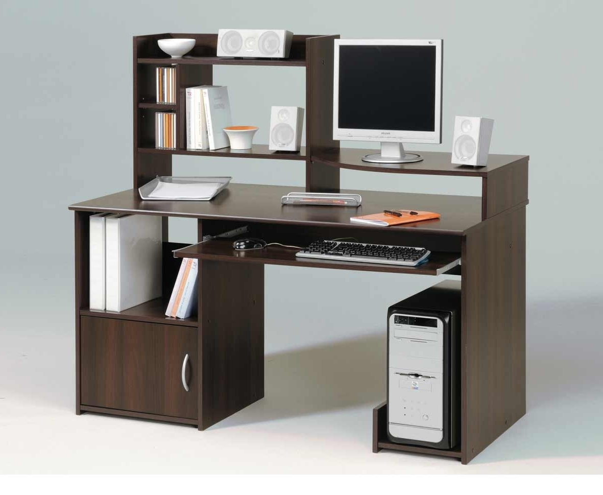 Recent Good Computer Desk With Drawers On Computer Desk With 3 Drawer In Computer Desks With Drawers (View 16 of 20)