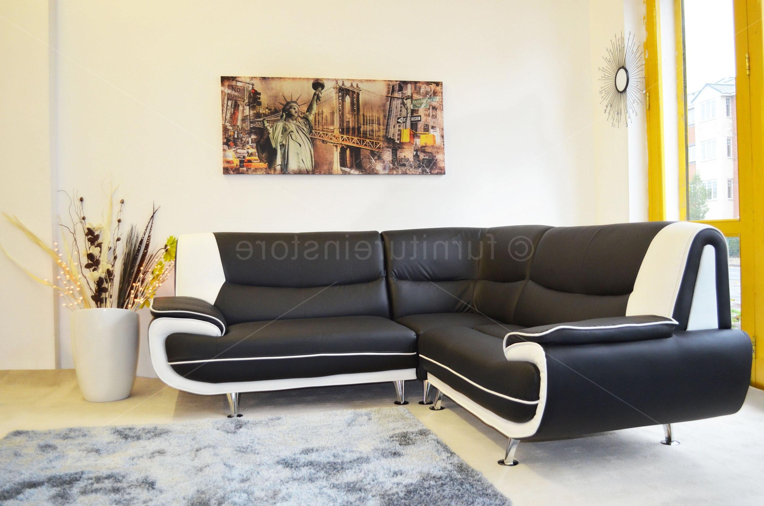 Recent Leather Corner Sofas For Trend Leather Corner Sofa 98 For Sofas And Couches Set With (View 5 of 20)