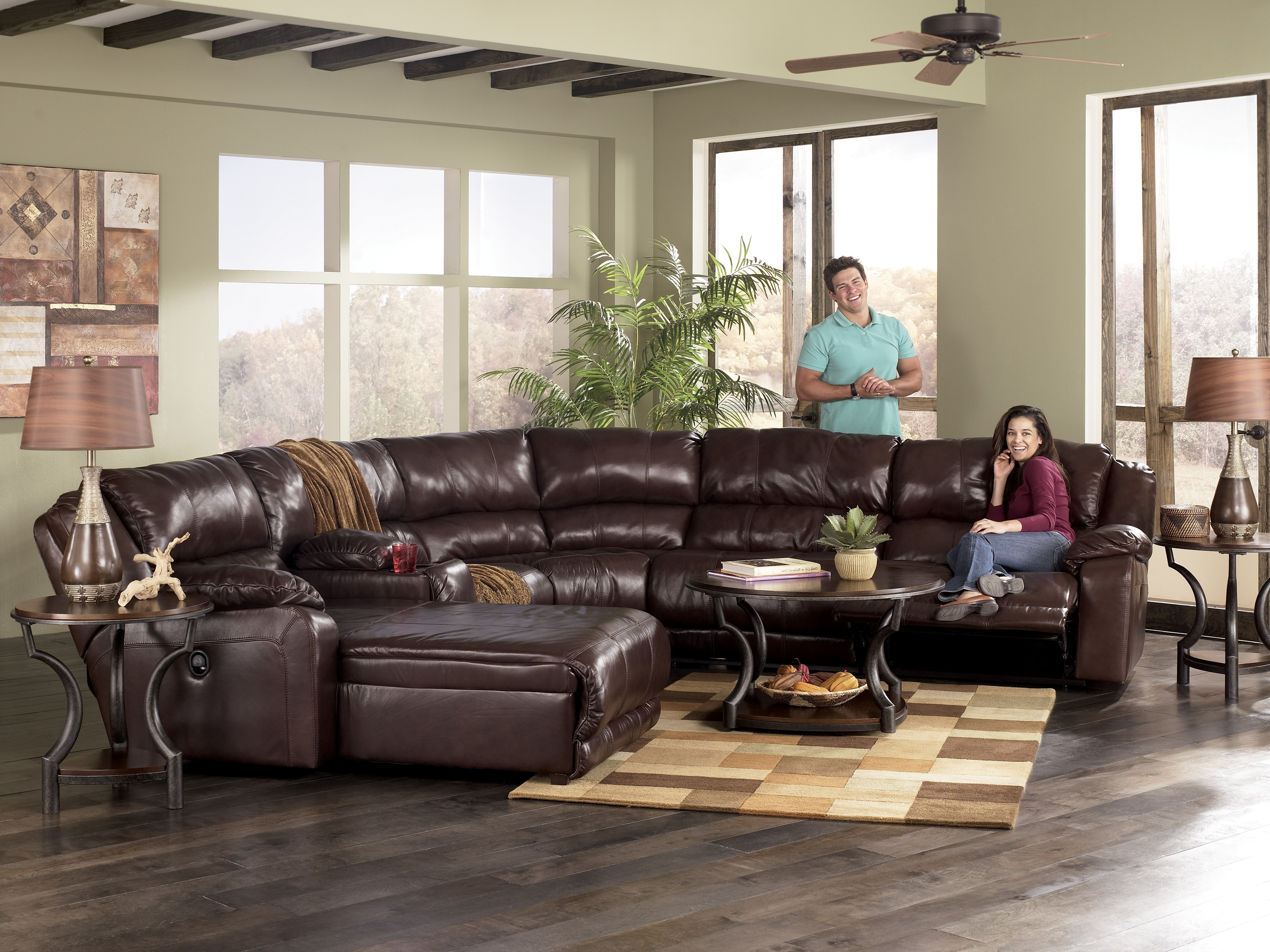 Recent Macon Ga Sectional Sofas In Furniture: Ashley Furniture Brookfield (View 14 of 20)