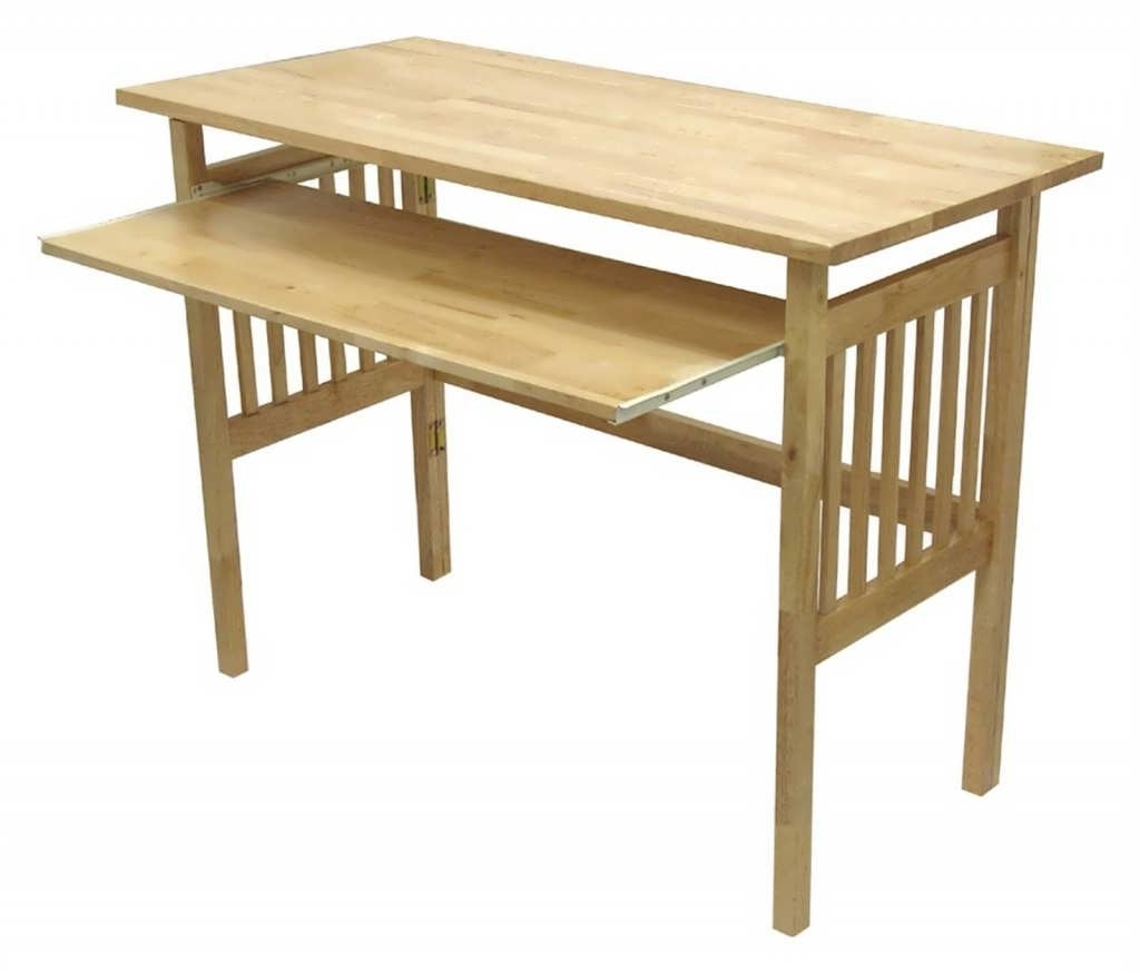 Recent Office Desk : Solid Wood Computer Desks For Home Rustic Office With Solid Wood Computer Desks (View 18 of 20)