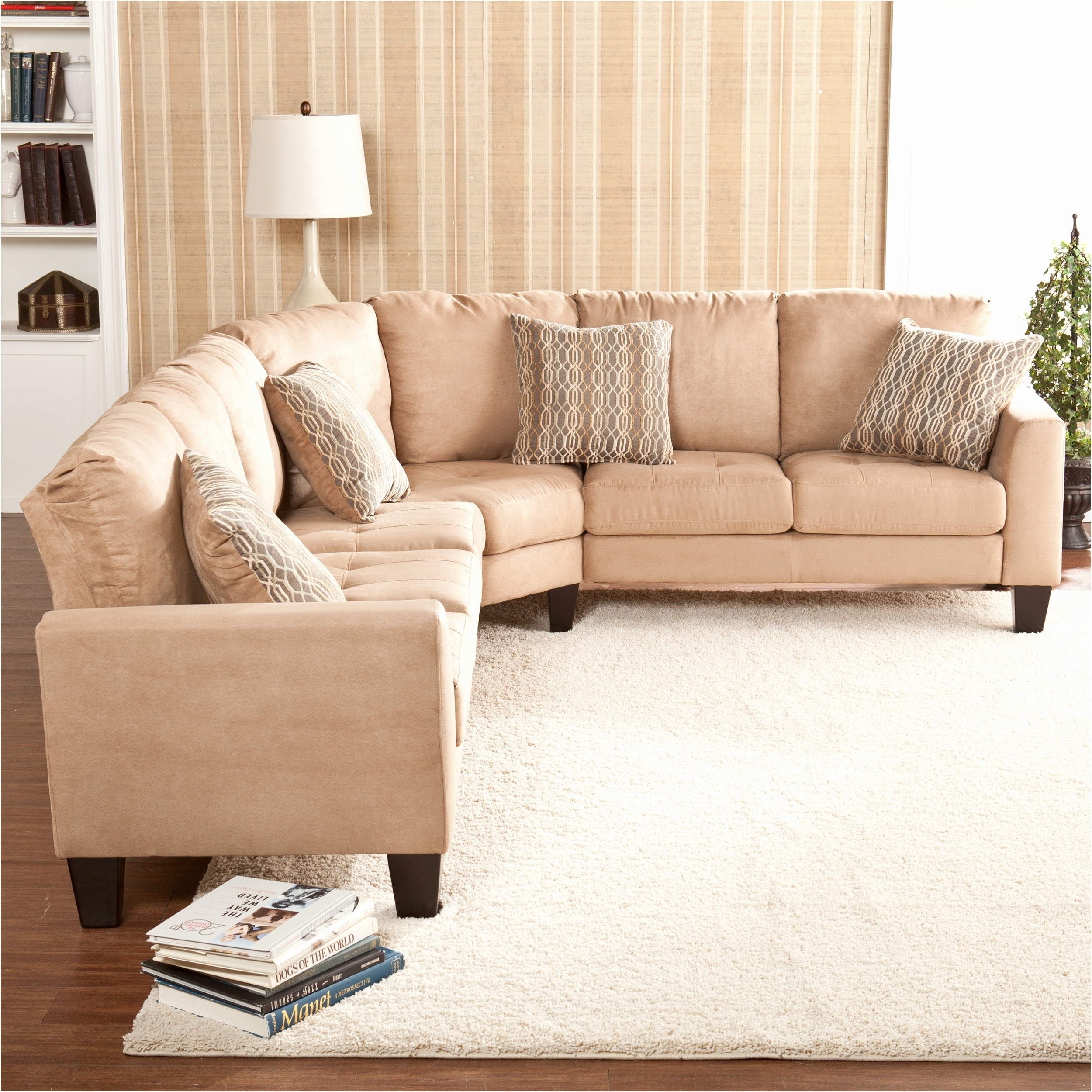 Recent Overstock Sectional Sofas Throughout Sofas : Brown Leather Sectional Corner Sofa Sofas Sofa Clearance (View 15 of 20)