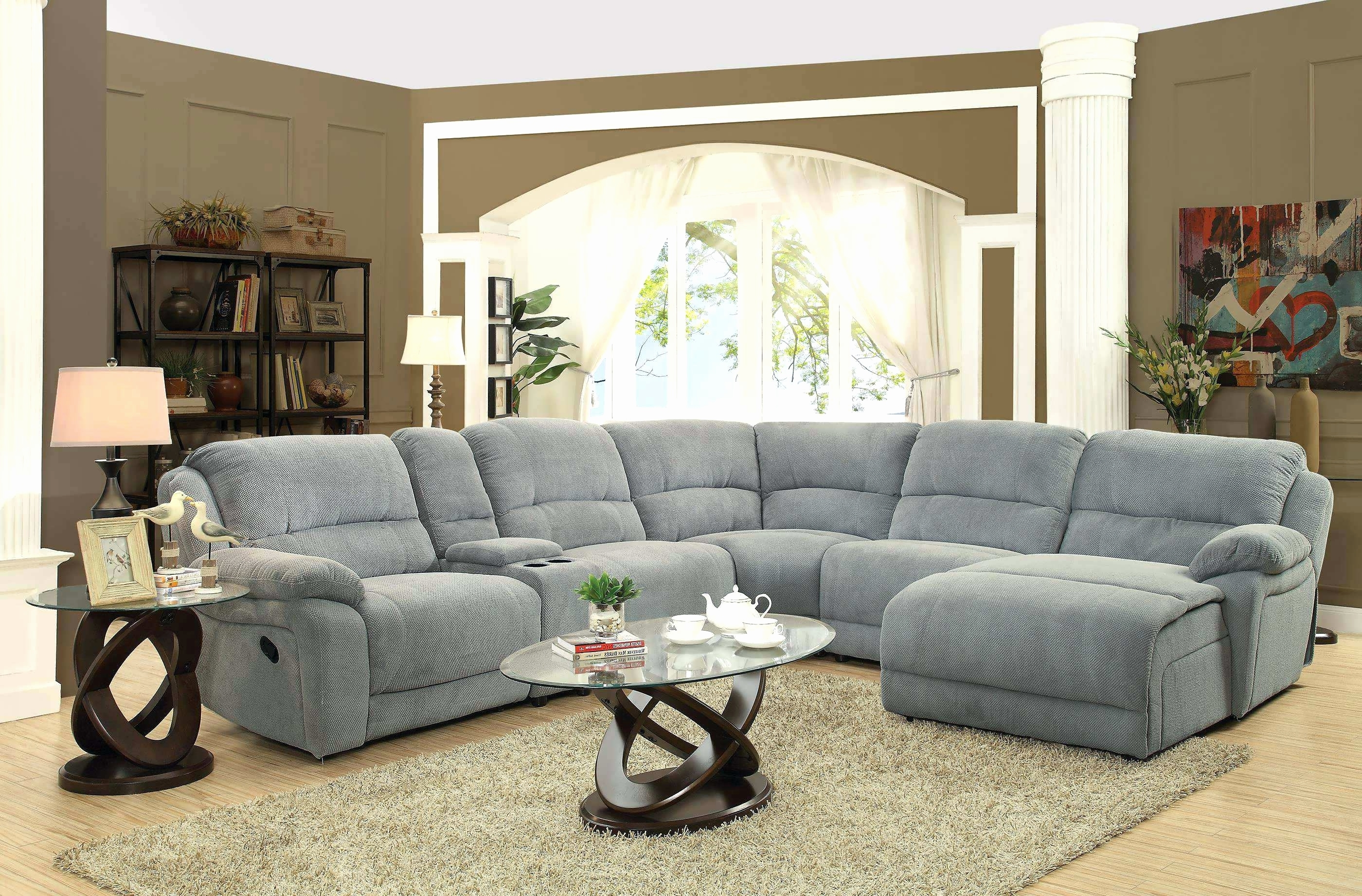 Recent Reclining U Shaped Sectionals Intended For Beautiful U Shaped Sectional Gray 2018 – Couches And Sofas Ideas (View 10 of 20)