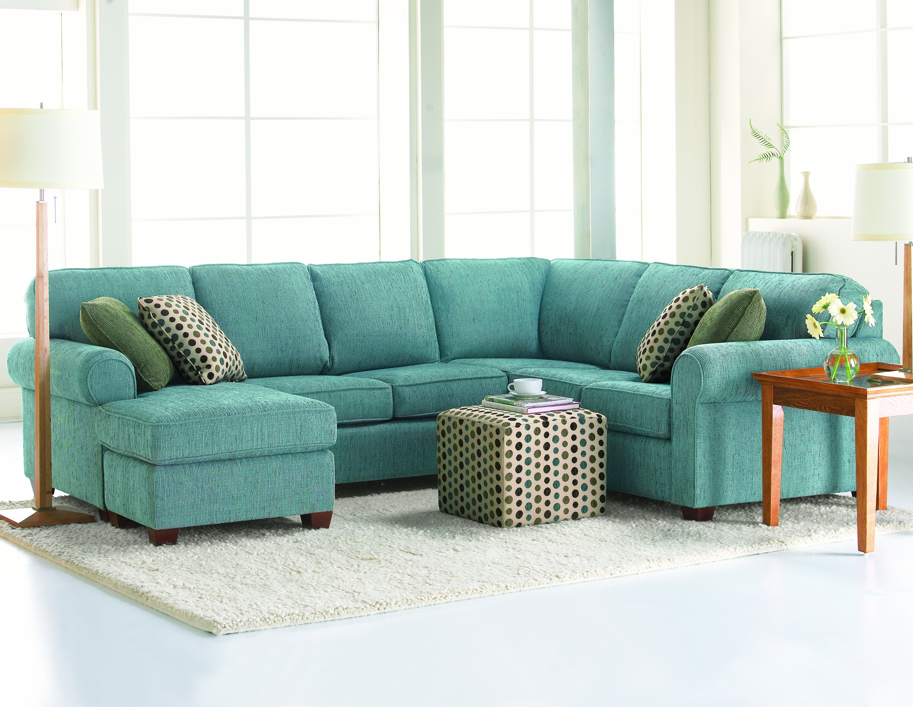Recent Sectional Sofas – Thompson Brothers Furniture Within Ontario Sectional Sofas (View 3 of 20)