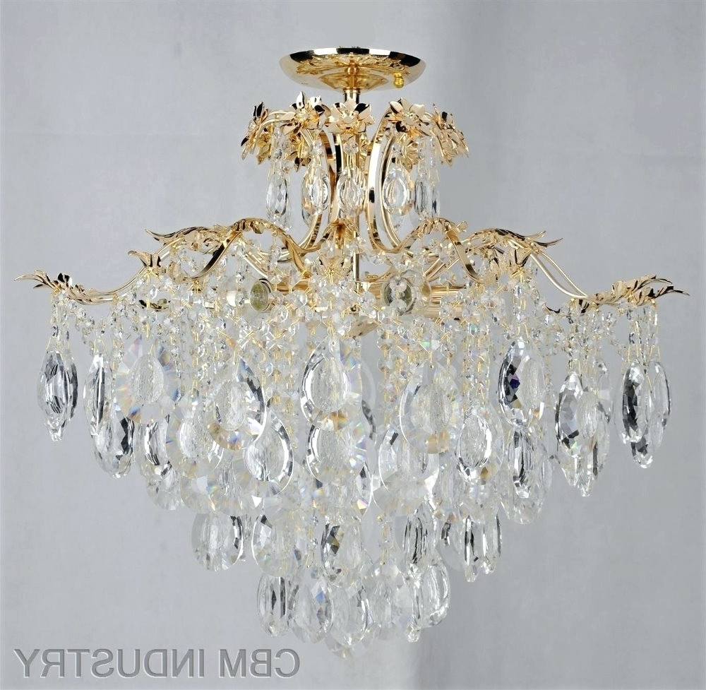 Recent Small Chandeliers For Low Ceilings Inside Chandeliers ~ Crystal Chandeliers For Low Ceilings Chandeliers For (View 12 of 20)