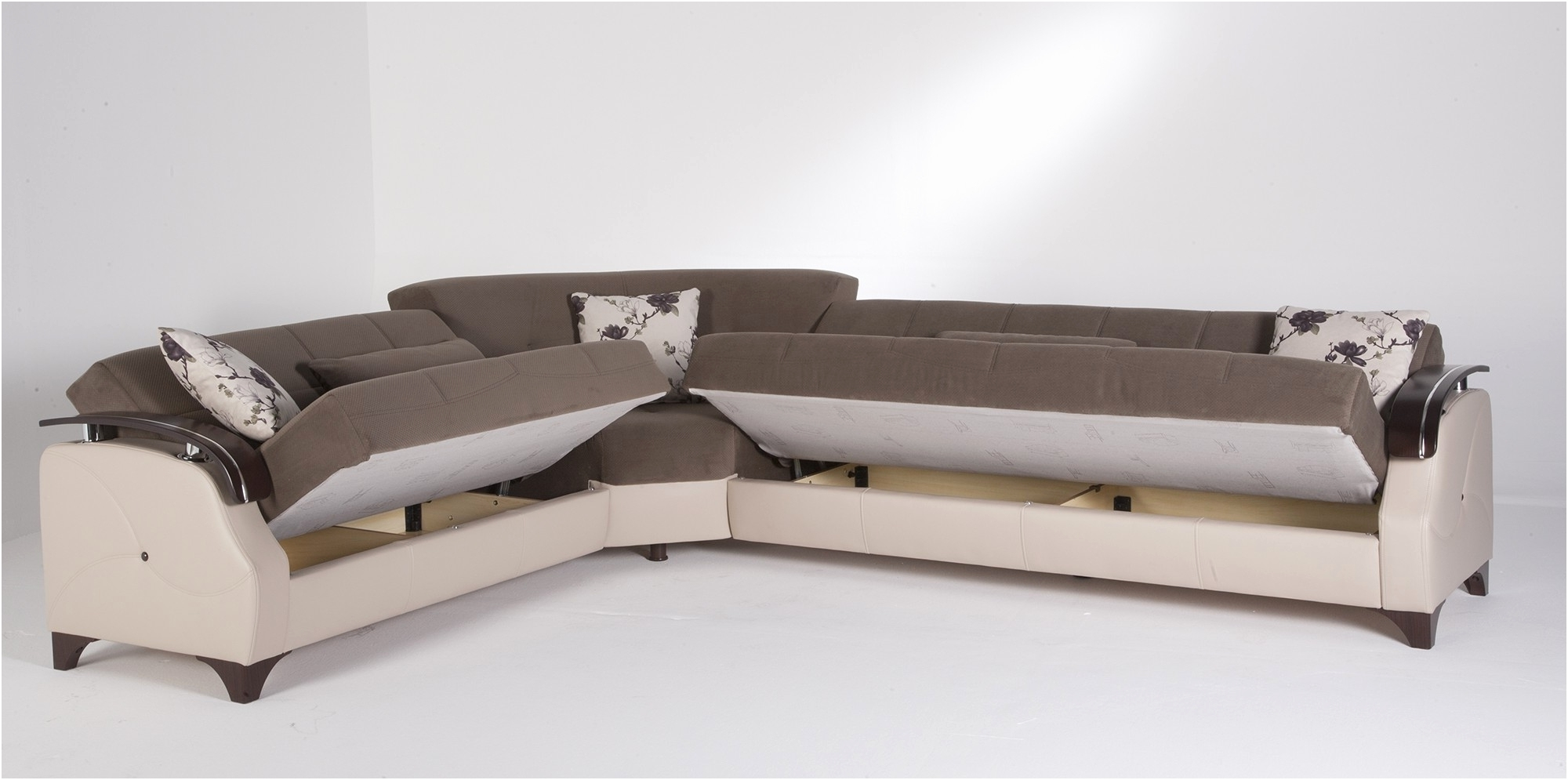 Recent Small Modular Sofas Throughout Living Room : Modular Sofas For Small Spaces Space Saving Dining (View 4 of 20)