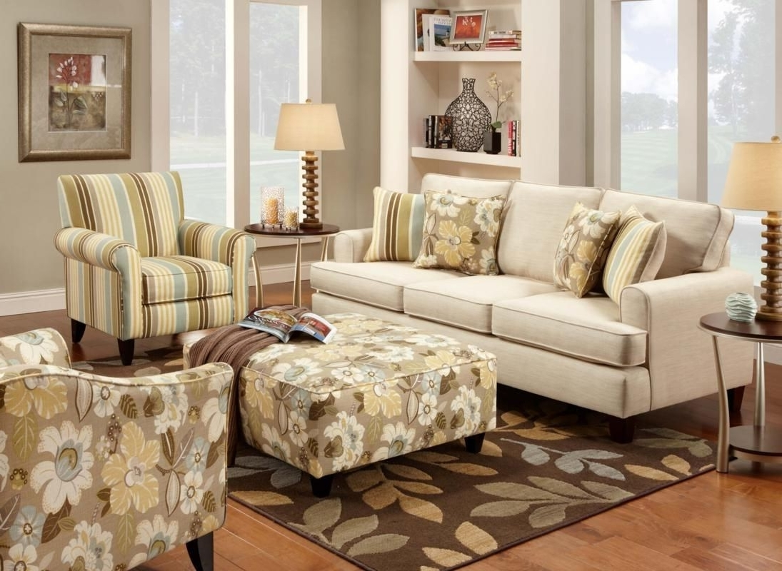 Recent Sofa And Accent Chair Sets (View 6 of 20)