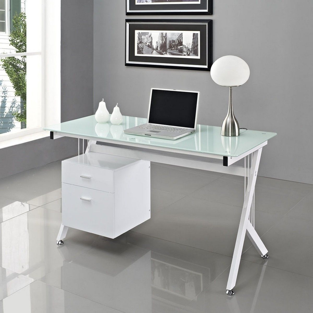 Recent White Computer Desks With Regard To Best Corner Computer Desk Ideas For Your Home (View 5 of 20)