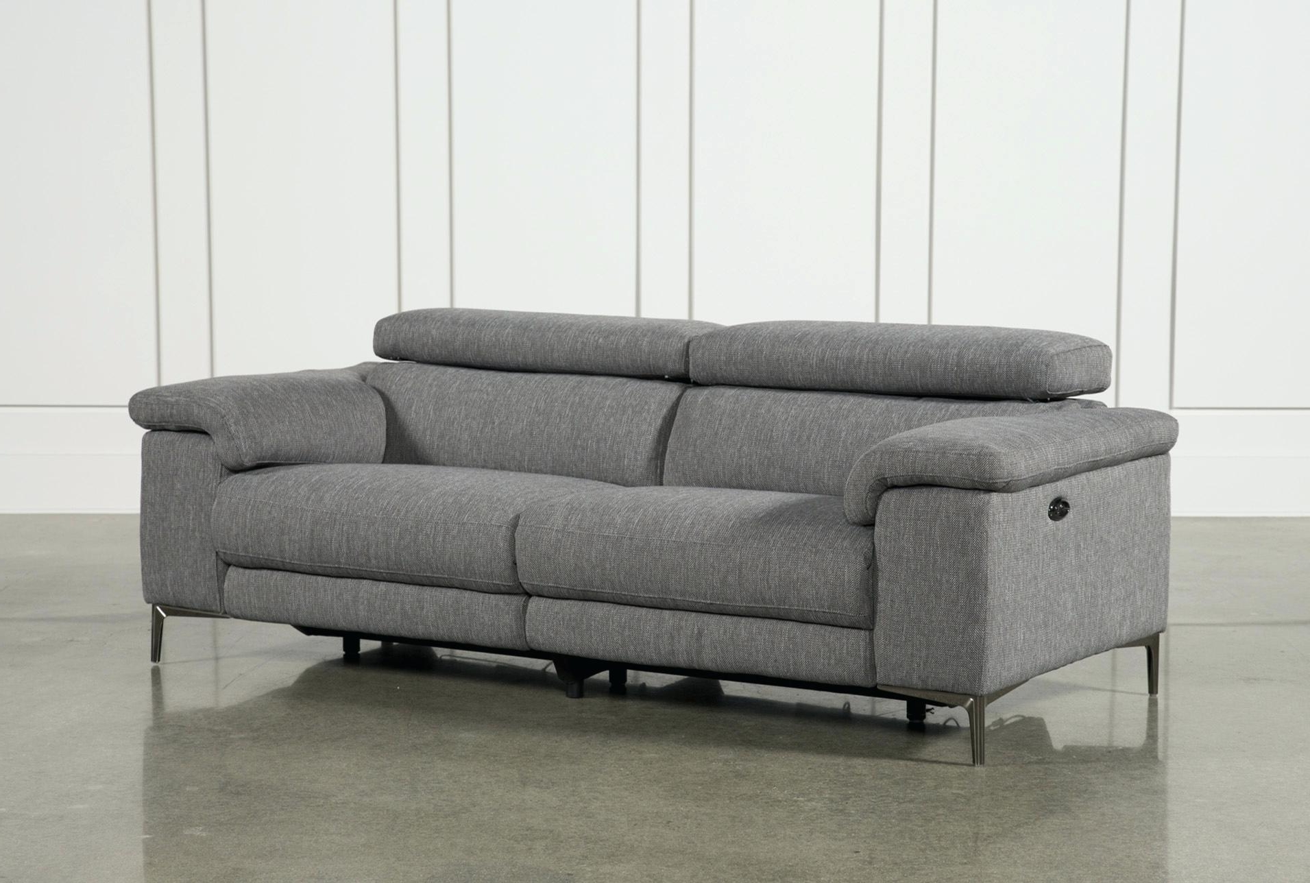 Recliner Sofas Intended For Most Recent Power Recliner Sofa Reclining Reviews 2015 Leather Sofas Uk With (View 12 of 17)