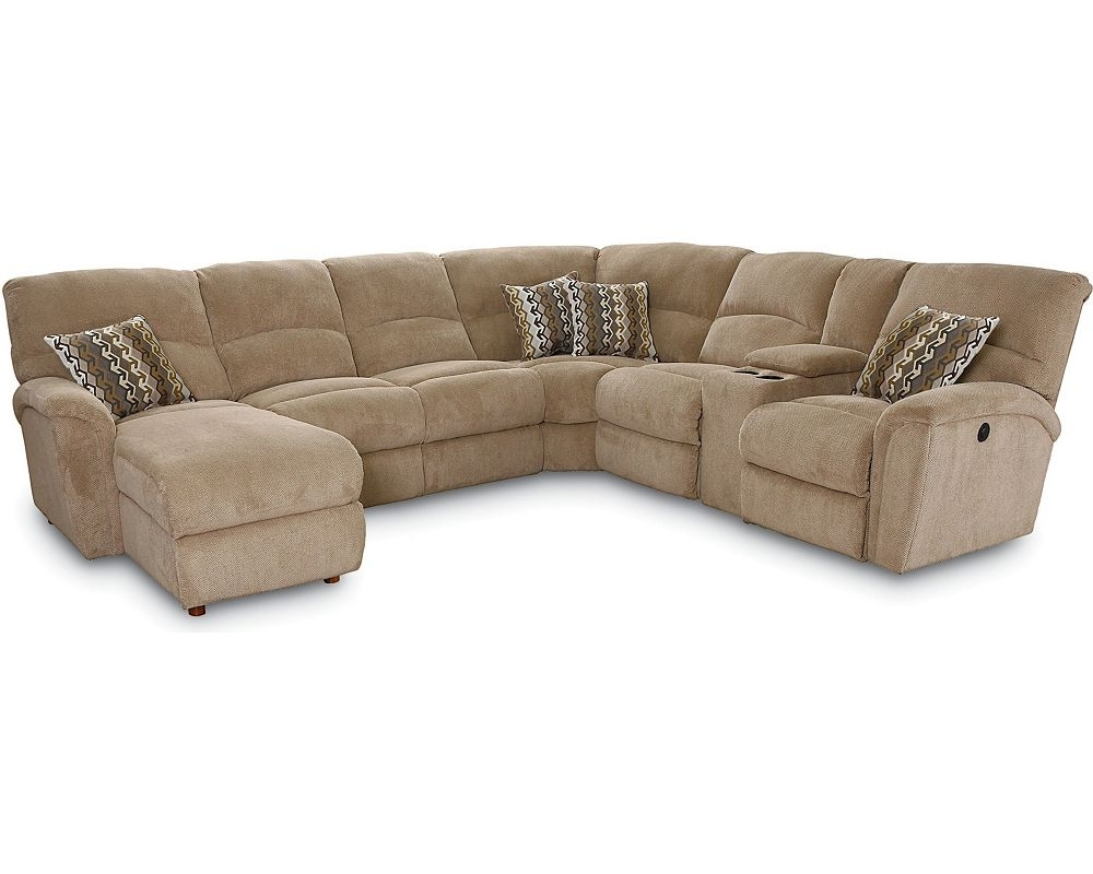 Reclining Sectional Sofa With Sleeper – Hotelsbacau For Most Recently Released Sleek Sectional Sofas (View 12 of 20)