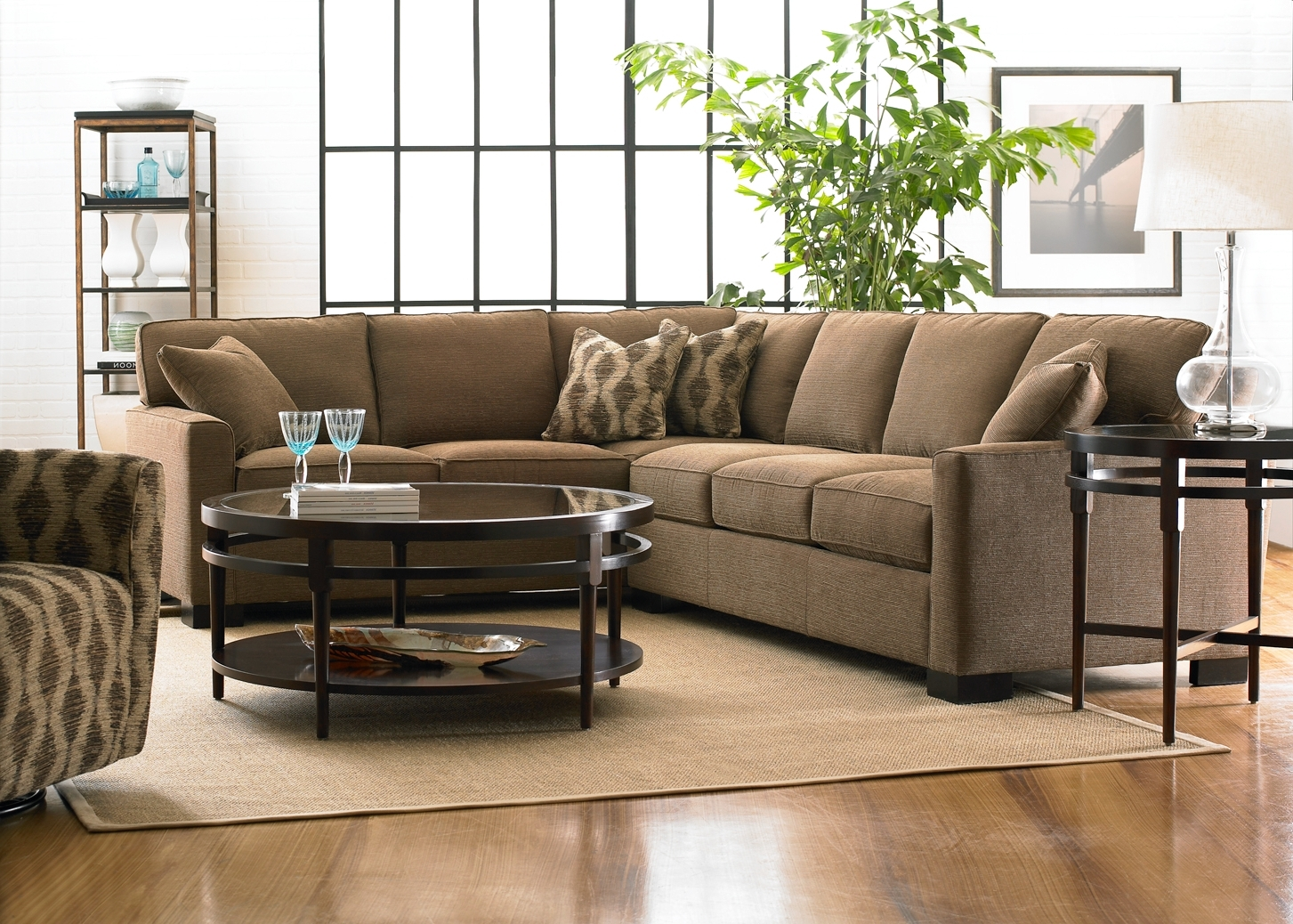 Reclining Sectional Sofas For Small Spaces With Most Current Sectional Sofas In Small Spaces (View 13 of 20)