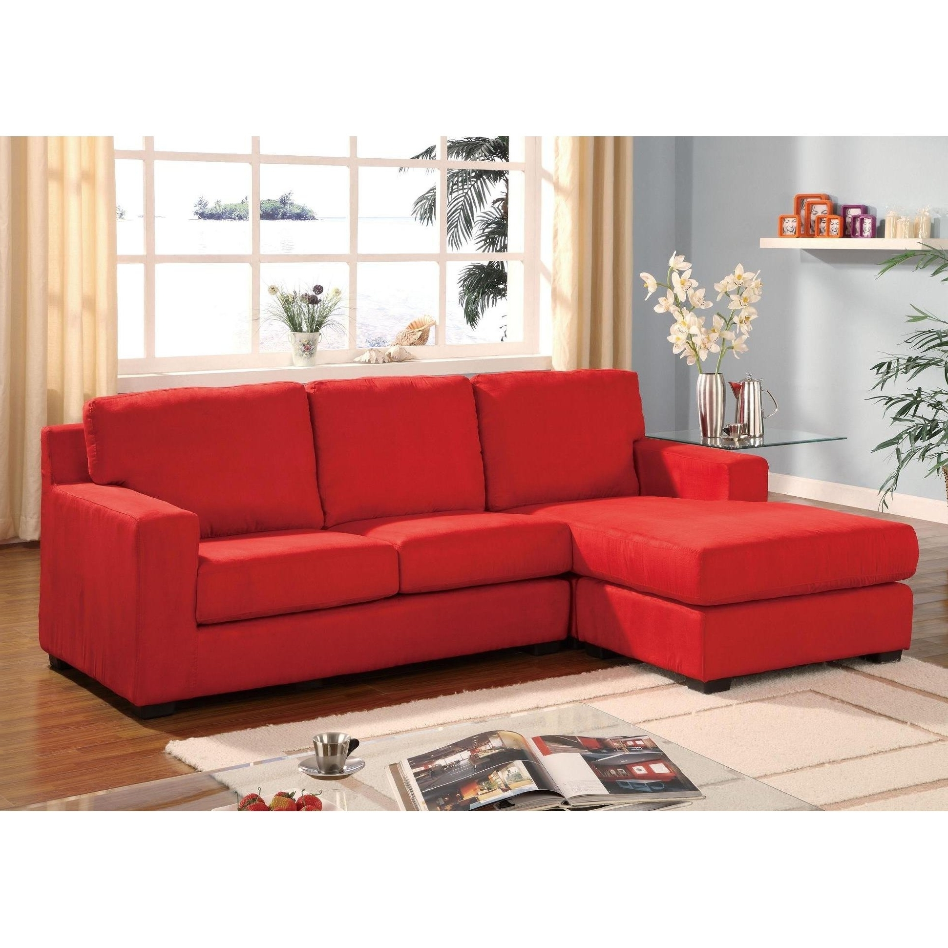 Reclining Sectional Sofas For Small (View 7 of 20)