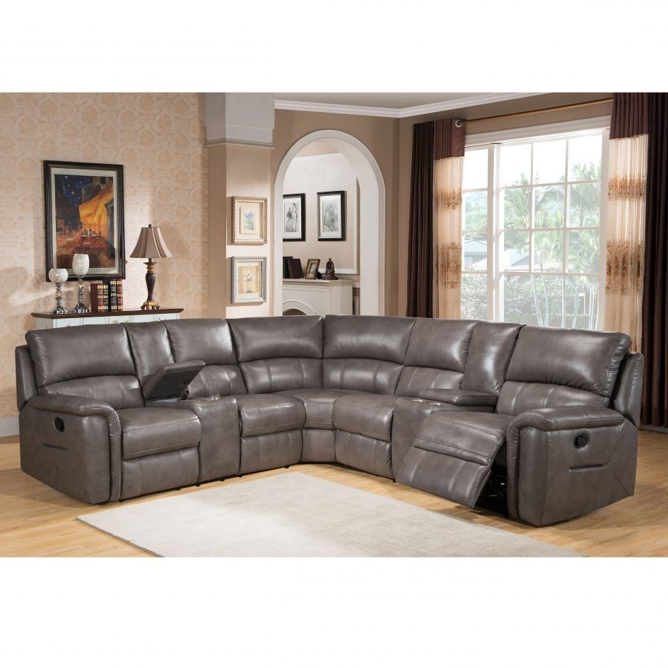 Reclining U Shaped Sectionals With 2018 Sectional Sofa Walmart Sectionals Reclining Couch Cheap Sofas (View 16 of 20)